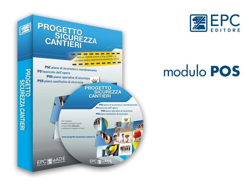 Construction site safety planning POS module - EPC