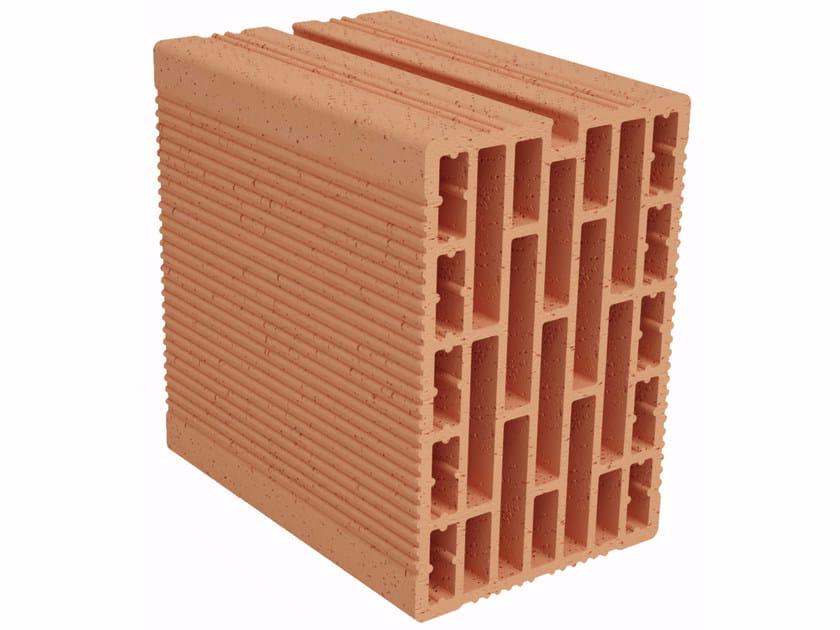 Clay building block Modulo FO MO170 by Fornaci Ioniche