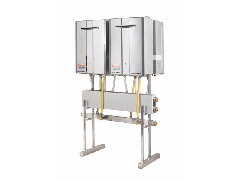 Sistemi modulari a condensazione MODUS INFINITY DA ESTERNO - Rinnai Italia