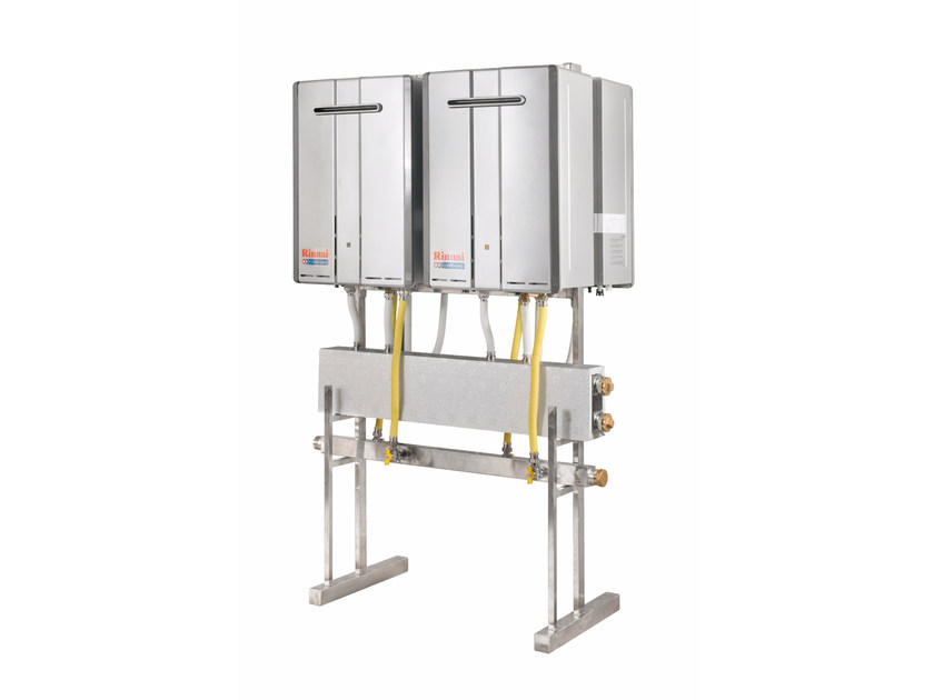Gas water heater MODUS INFINITY OUTDOOR by Rinnai Italia