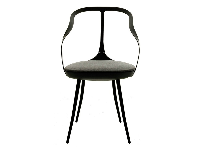 Iron chair MOLLINA - Driade