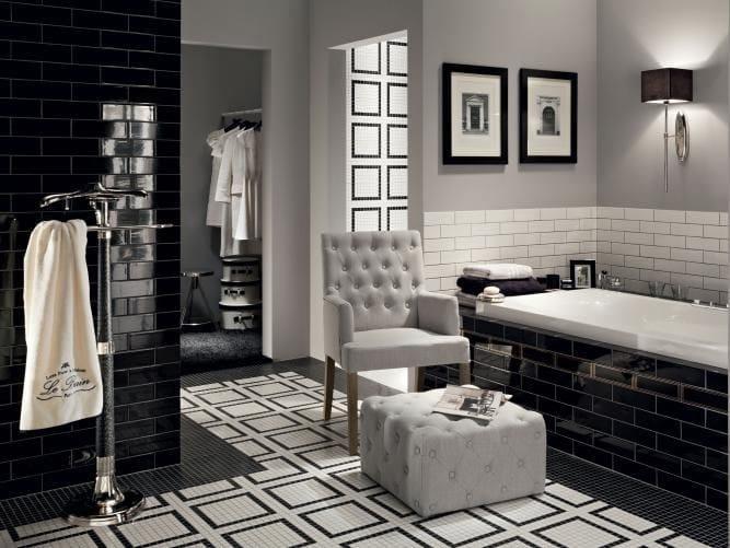 Indoor wall tiles MONACO MONTE CARLO | Wall tiles - TUBADZIN
