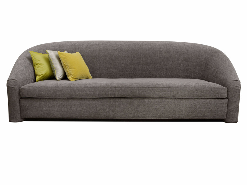 Upholstered fabric sofa MONSIEUR by SOFTHOUSE