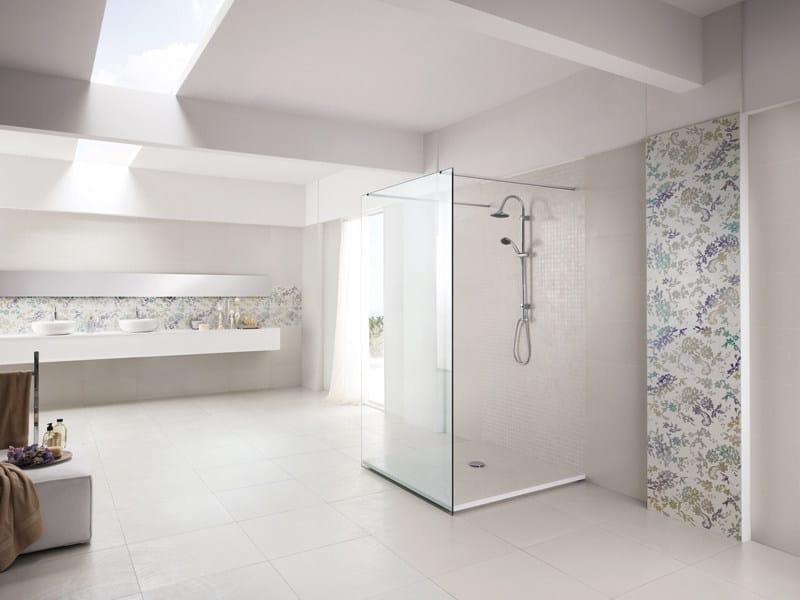 Porcelain stoneware wall/floor tiles MONTENAPOLEONE BIANCO - La Fabbrica