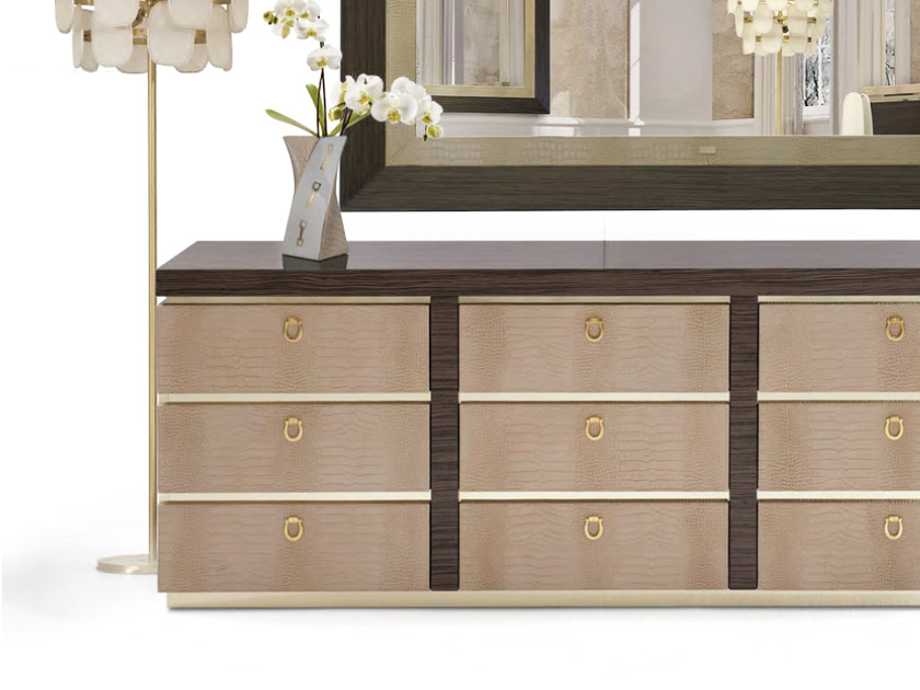 Lacquered dresser MONTGOMERY | Dresser - Formitalia Group