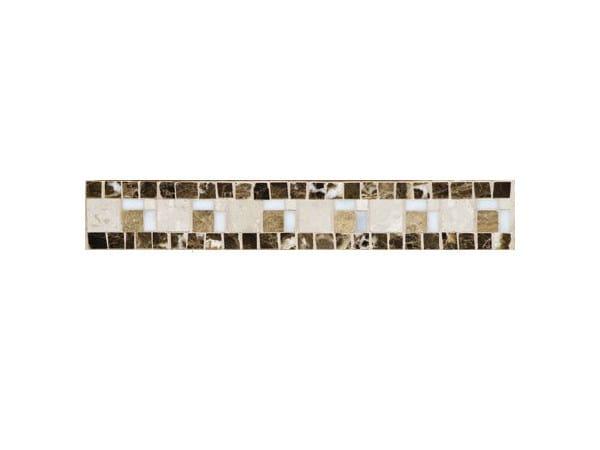 Marble mosaic MONVISO - FRIUL MOSAIC