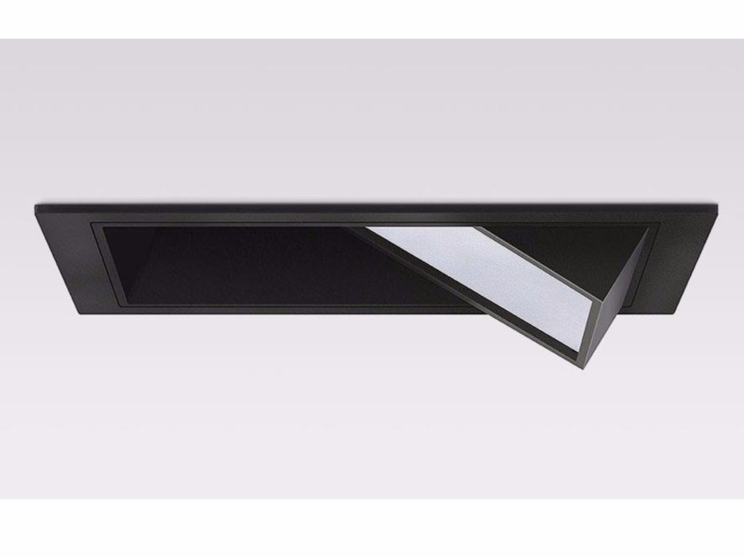 LED built-in Wall Washer MOOD WALL WASHER DROP - Reggiani Illuminazione