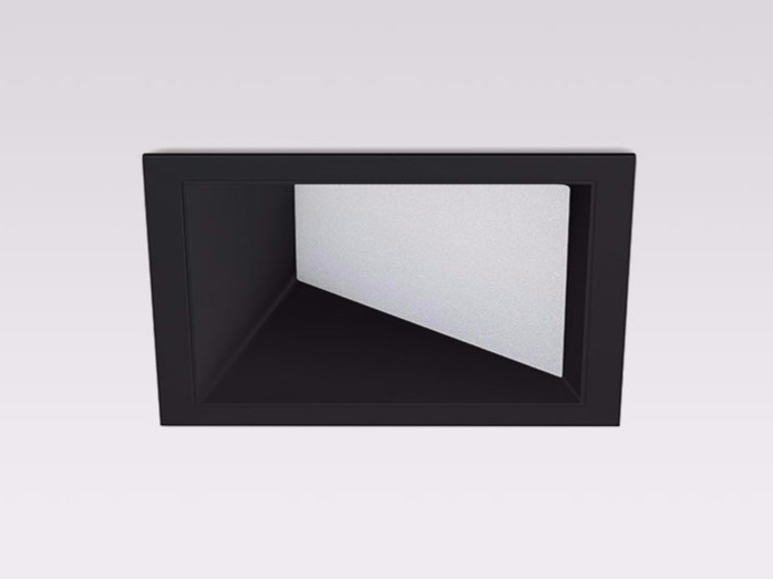 Proiettore a led wall washer da incasso MOOD WALL WASHER FLUSH - Reggiani Illuminazione