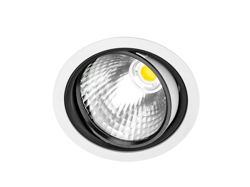 Adjustable spotlight MOON - ONOK Lighting