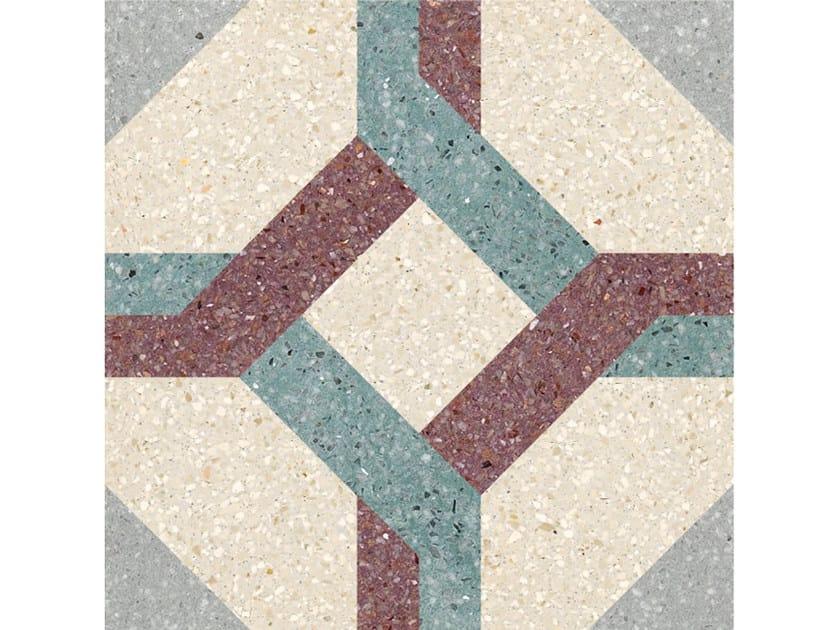 Rivestimento / pavimento in graniglia MORON by Mipa