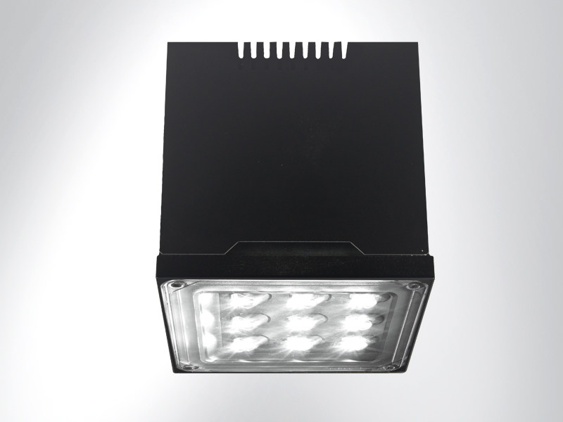 LED ceiling lamp MOTO3 - Arcluce