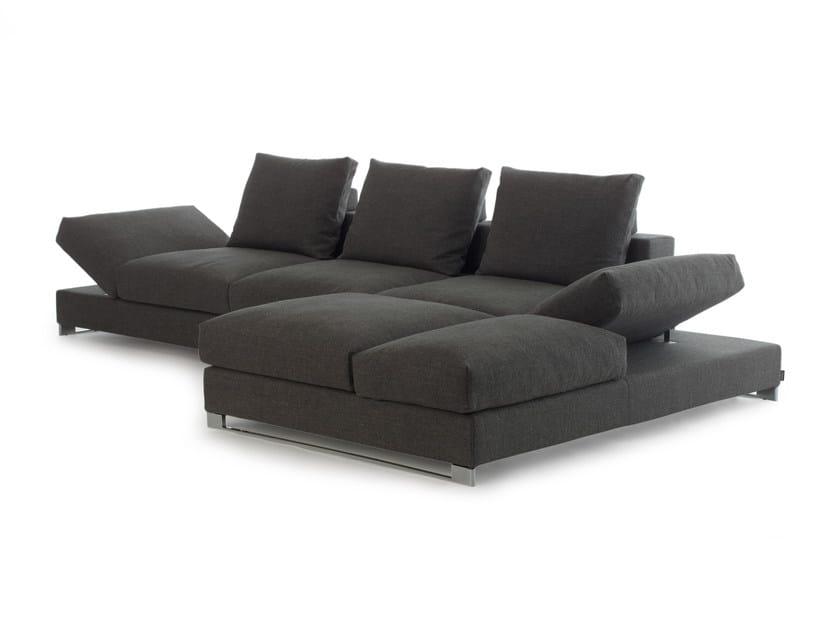 Divano reclinabile MOVING - Arketipo