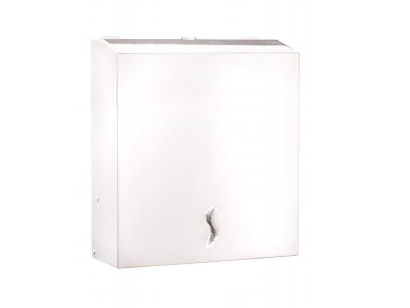 Steel Bathroom tissue dispenser MP828 | Bathroom tissue dispenser - Saniline by Thermomat
