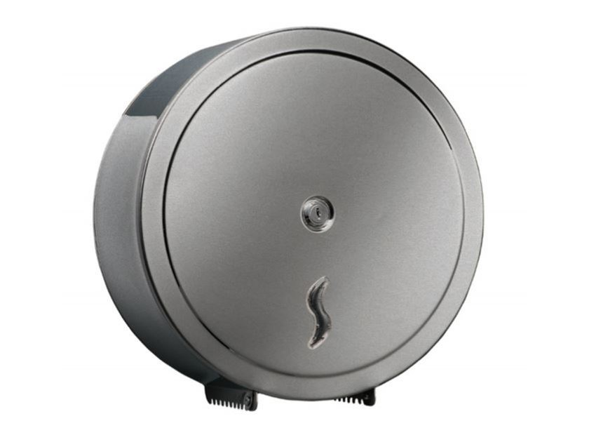 Stainless steel Toilet roll holder MP875 | Toilet roll holder by Saniline