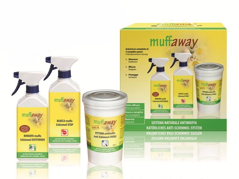 Anti-mould System muffaway® - BOX by Naturalia BAU