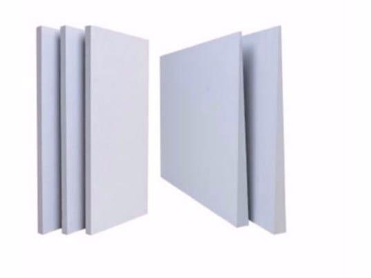 Mold-resistant wall panel muffaway® KLIMAPLATTE by Naturalia BAU