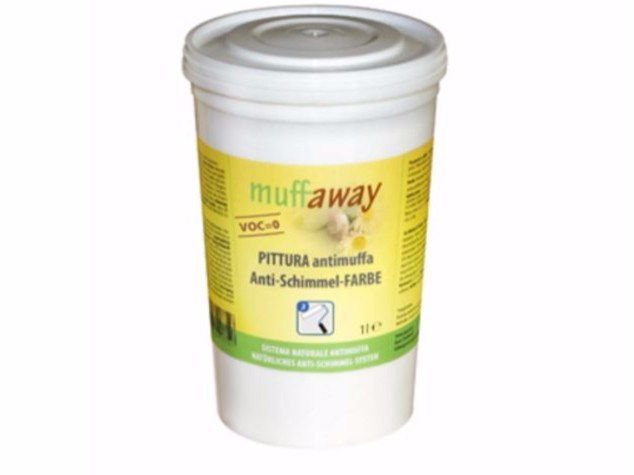 Pittura antimuffa muffaway® PITTURA ANTIMUFFA by Naturalia BAU
