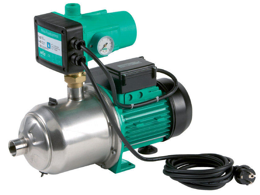 Pump and circulator for water system MULTICARGO FMC by WILO Italia