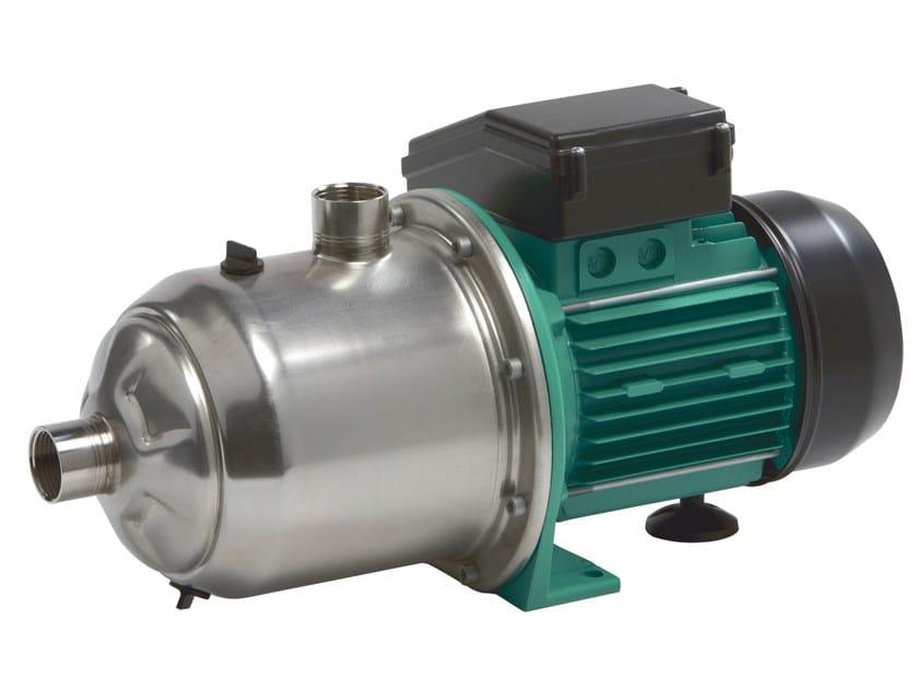 Pompa e circolatore per impianto idrico MULTICARGO MC - WILO Italia