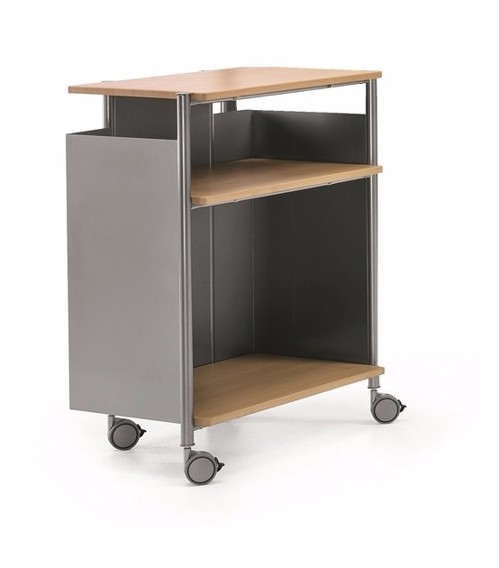 Carrello in MDF MULTIKOM 3009 - TALIN