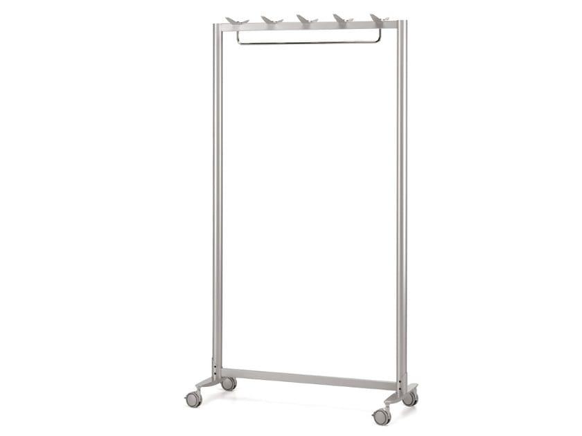 Steel coat stand MULTIKOM 3015 - TALIN