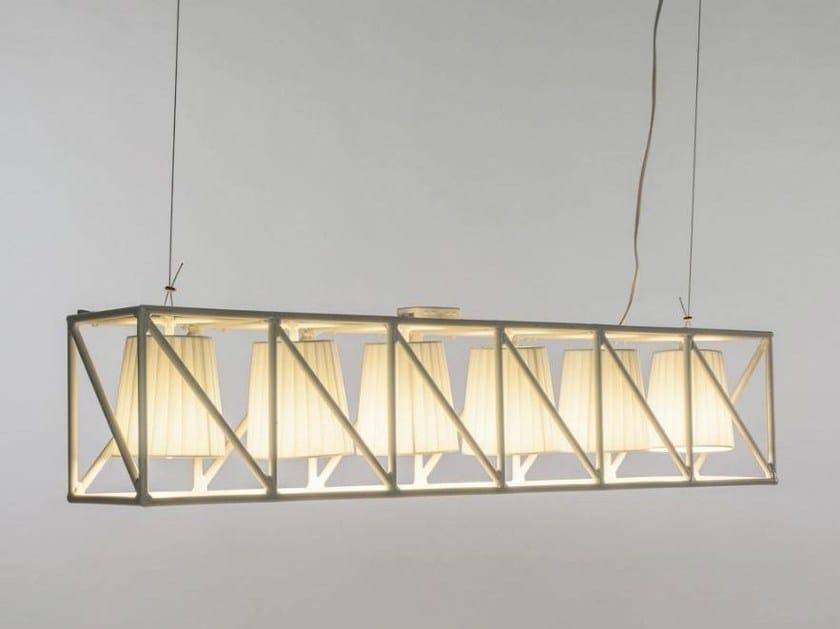 Metal pendant lamp MULTILAMP | Pendant lamp by Seletti