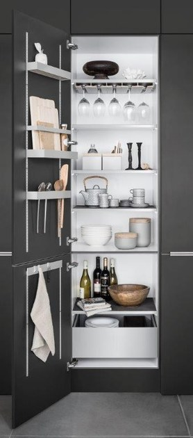 Aluminium Kitchen accessory MultiMatic - SieMatic