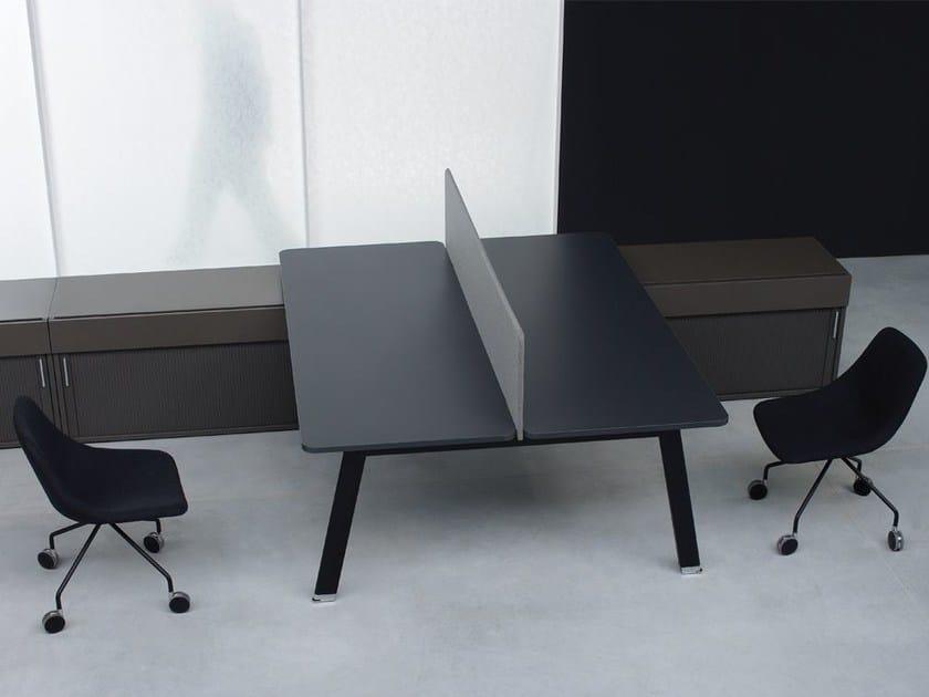 Multiple office workstation SIMPLIC | Multiple office workstation - BALMA