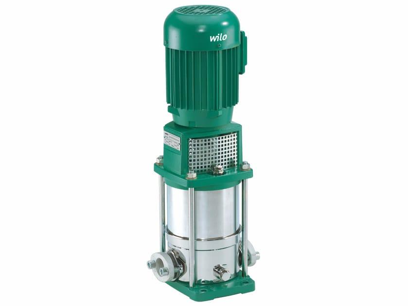 Pump and circulator for water system MULTIVERT MVI - WILO Italia