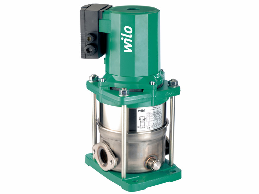 Pump and circulator for water system MULTIVERT MVIS - WILO Italia