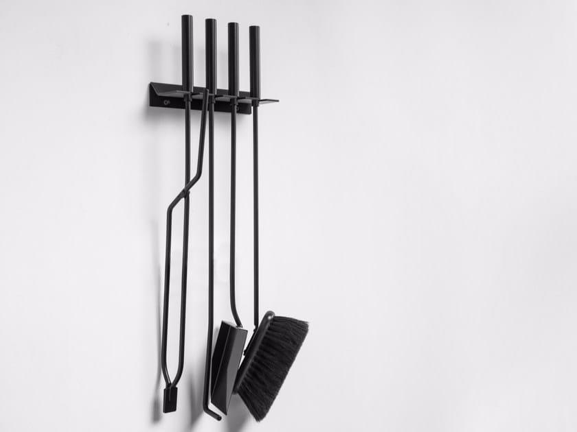 Steel Fire tools MURUS by conmoto