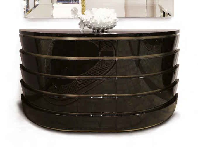 Lacquered dresser MUZIO | Dresser - Formitalia Group