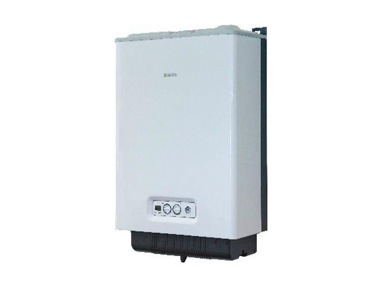 Wall-mounted outdoor boiler MYNUTE RAIN GREEN E - ErP - BERETTA