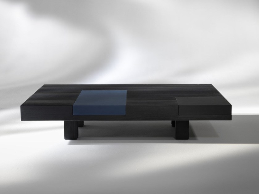 Rectangular wooden coffee table N.Y. | Rectangular coffee table by ALBEDO