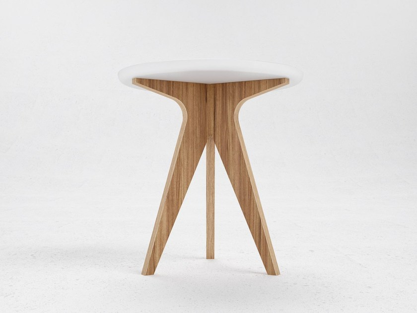Round coffee table N2 - ODESD2