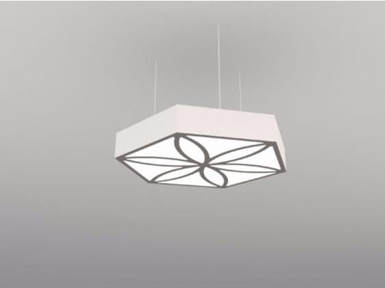 Modular pendant lamp NAH 600P-900P-1200P - Neonny