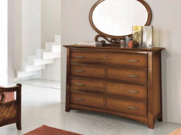 Solid wood dresser NAIMA | Dresser - Arvestyle