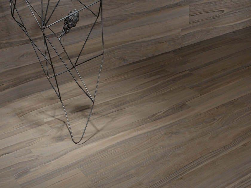 Wall/floor tiles with wood effect NAPAMI GRISÉ - NOVOCERAM