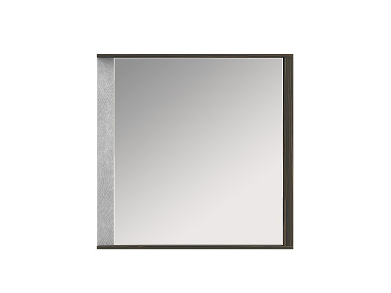 Square wall-mounted framed mirror NARCISUS Q - Capital Collection by Atmosphera
