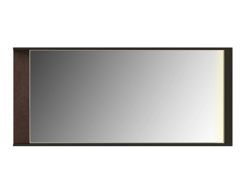 Rectangular wall-mounted framed mirror NARCIUSUS R - Capital Collection by Atmosphera