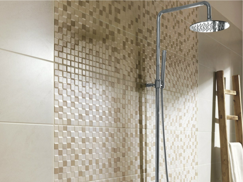 Porcelain stoneware mosaic NATURAL | Mosaic by Ragno
