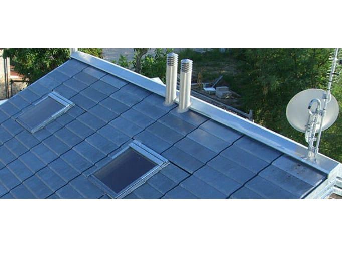Accessory for roof Natural Titanium Zinc - MAZZONETTO