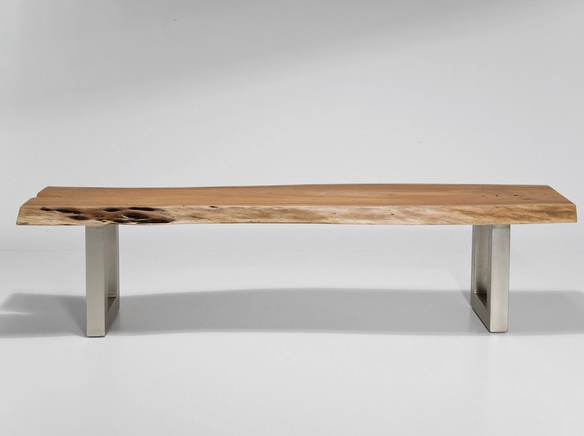Acacia bench NATURE LINE | Bench - KARE-DESIGN