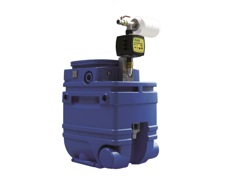 Mounting kit for water collection and pressurization NBB - Dab Pumps
