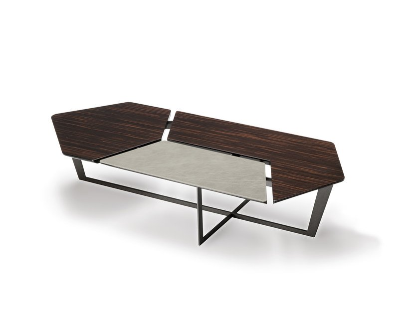 Low coffee table for living room NELSON | Low coffee table - Arketipo