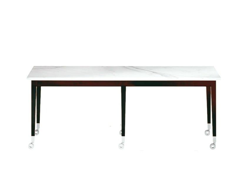 Rectangular coffee table NEOZ - Driade