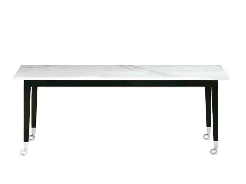 Rectangular table NEOZ - Driade