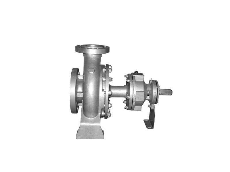 Pompe normalizzate su basamento autoraffreddante NESD | Pompa e circolatore - SALMSON