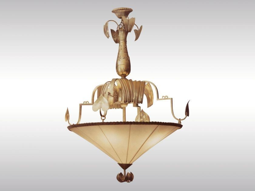 Classic style pendant lamp NEUE GALERIE - Woka Lamps Vienna
