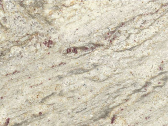 Natural stone finish NEW RIVER WHITE GRANITE - Levantina